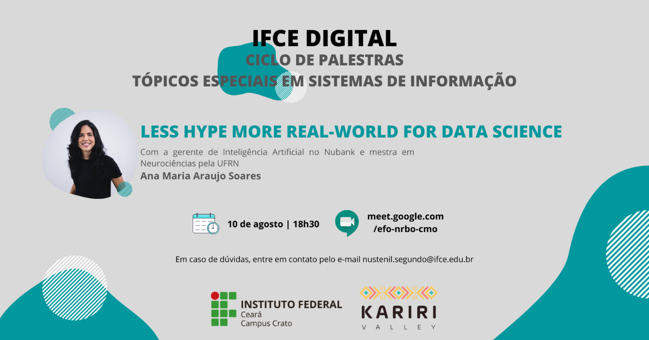 Palestra: Less Hype More Real-world For Data Science